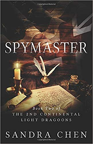 Spymaster: Book Two of the 2nd Continental Light Dragoons Cover Image