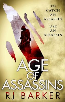 Cover for Age of Assassins (The Wounded Kingdom #1)