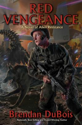 Red Vengeance Cover Image