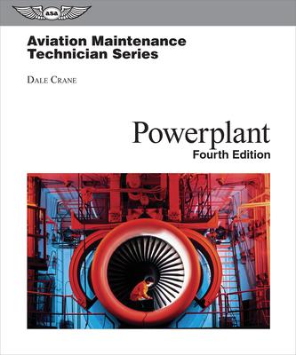 Aviation Maintenance Technician: Powerplant Cover Image