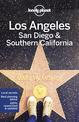 Lonely Planet Los Angeles, San Diego & Southern California 5 (Regional Guide) Cover Image