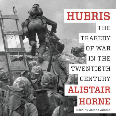 Cover for Hubris Lib/E