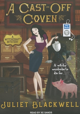 A Cast-Off Coven (Witchcraft Mysteries #2) Cover Image