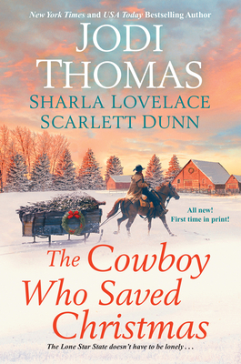 Cover for The Cowboy Who Saved Christmas