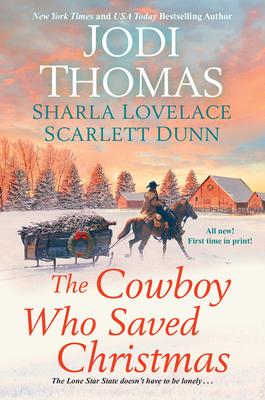 The Cowboy Who Saved Christmas Cover Image