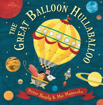 The Great Balloon Hullaballoo Cover