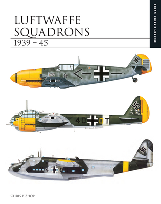 Luftwaffe Squadrons 1939-45 Cover Image