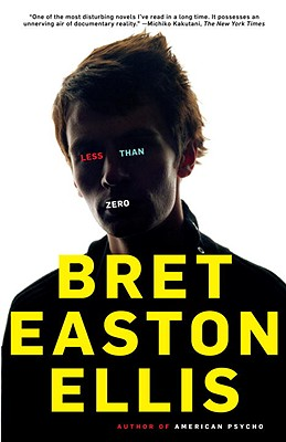 Less Than Zero (Vintage Contemporaries) Cover Image