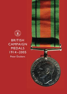 British Campaign Medals 1914-2005 Cover