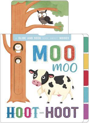 Cover for Moo Moo, Hoot-Hoot
