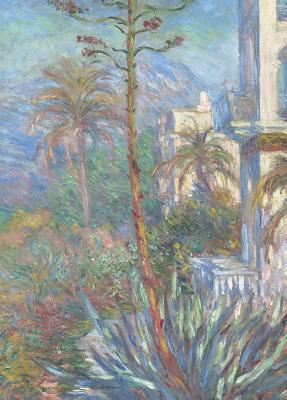 Monet - Bordighera Cover Image