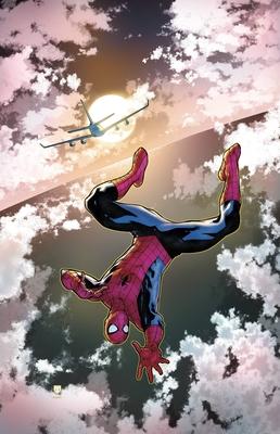 Non-Stop Spider-Man Vol. 2 Cover Image
