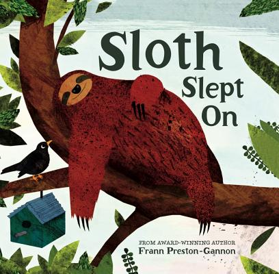 Sloth Slept on Cover Image