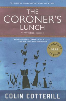 The Coroner's Lunch (A Dr. Siri Paiboun Mystery #1) Cover Image