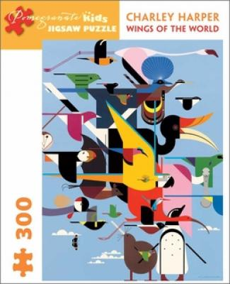 Wings of the World Jigsaw Puzzle 300 Piece Cover Image