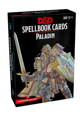 Spellbook Cards: Paladin (Dungeons & Dragons) Cover Image
