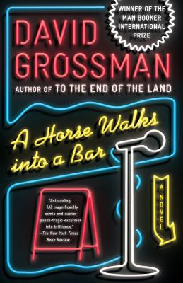 A Horse Walks Into a Bar: A novel (Vintage International) Cover Image