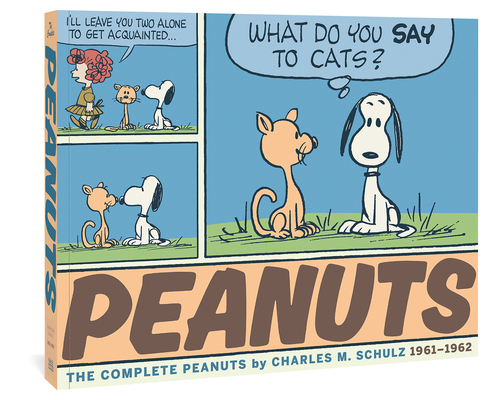 The Complete Peanuts 1961-1962: Vol. 6 Paperback Edition Cover Image