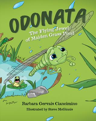 Odonata: The Flying Jewel of Maiden Grass Pond Cover Image