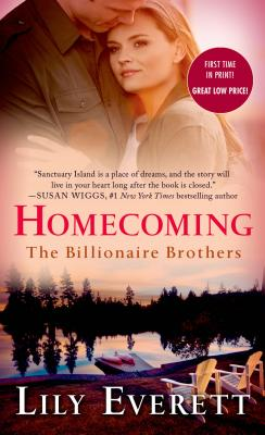 Homecoming: The Billionaire Brothers Cover Image