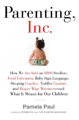 Cover for Parenting, Inc.