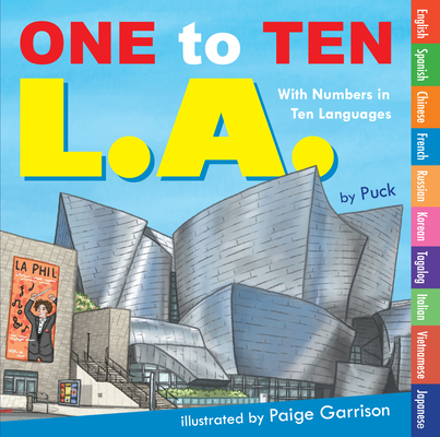 One to Ten L.A. Cover Image