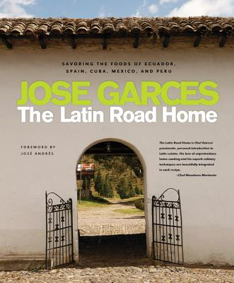The Latin Road Home Cover