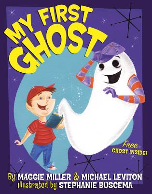 My First Ghost Cover