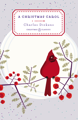 A Christmas Carol (Penguin Christmas Classics #1) Cover Image