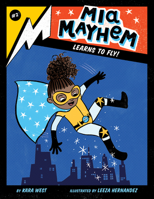 MIA Mayhem Learns to Fly!: #2 Cover Image