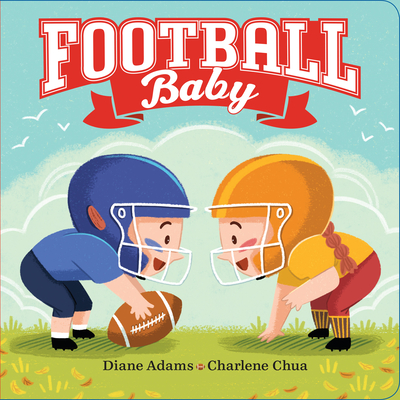 Football Baby (A Sports Baby Book) Cover Image