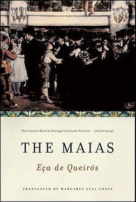The Maias Cover