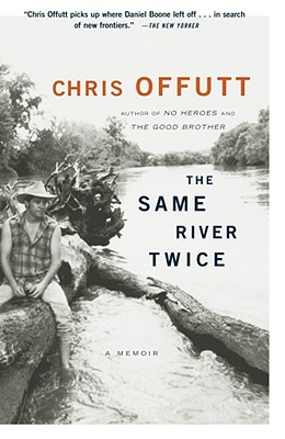 The Same River Twice: A Memoir Cover Image