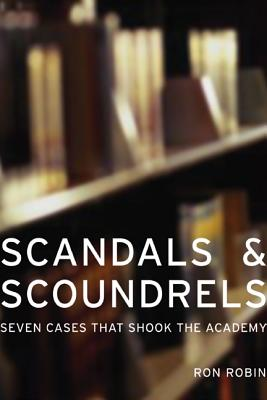 Cover for Scandals and Scoundrels