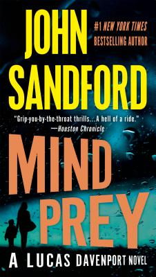 Mind Prey (A Prey Novel #7) Cover Image