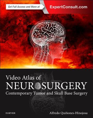 Video Atlas of Neurosurgery: Contemporary Tumor and Skull Base Surgery Cover Image