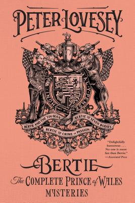 Cover for Bertie