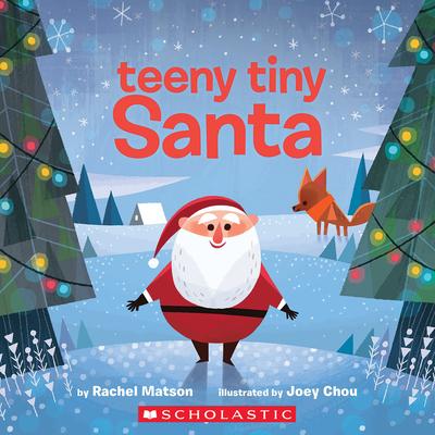 Teeny Tiny Santa Cover Image