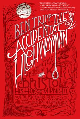 The Accidental Highwayman Cover