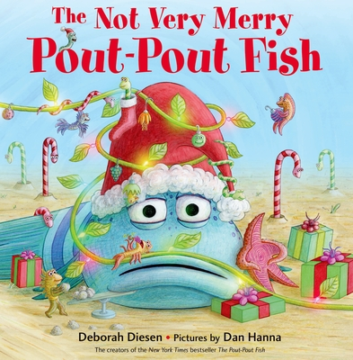 The Not Very Merry Pout-Pout Fish Cover