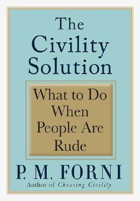 The Civility Solution Cover