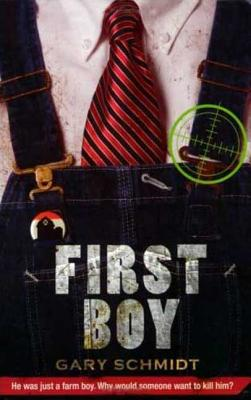 First Boy Cover Image