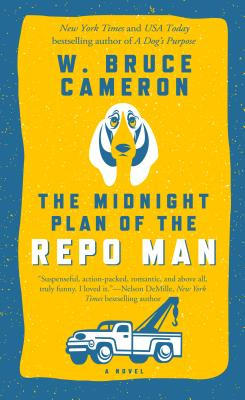 The Midnight Plan of the Repo Man: A Novel (Ruddy McCann #1) Cover Image