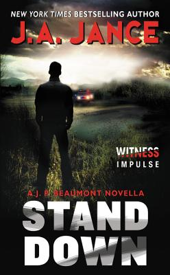 Stand Down: A J.P. Beaumont Novella cover