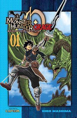 Monster Hunter Orage, Volume 1 Cover