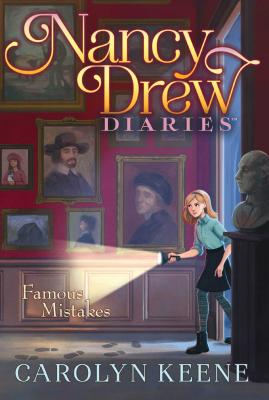 Famous Mistakes (Nancy Drew Diaries #17) Cover Image