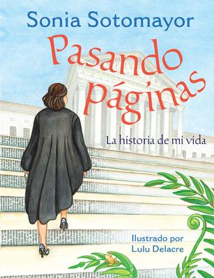 Pasando páginas: La historia de mi vida Cover Image