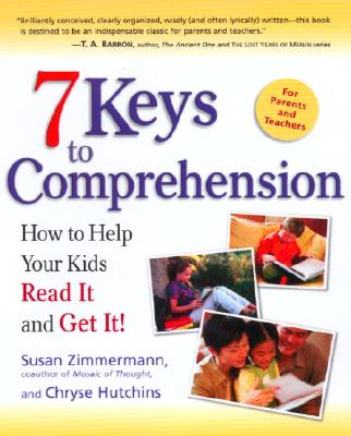 7 Keys to Comprehension Cover