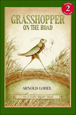 Grasshopper on the Road Cover