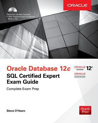 Oca Oracle Database SQL Exam Guide (Exam 1z0-071) (Oracle Press) Cover Image